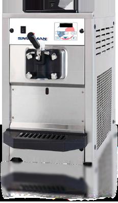 Máquina para helados modelo S-20