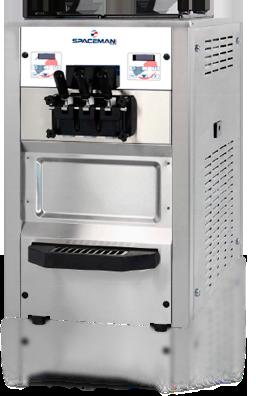 Máquina para helados modelo S-30